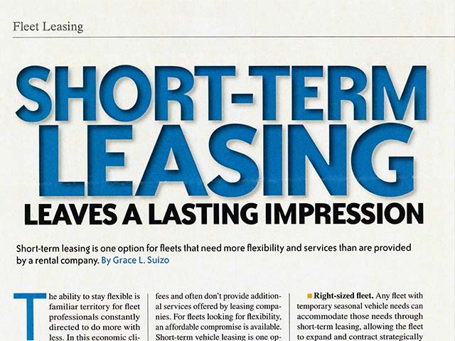 Merchants Launches Short-Term Leasing