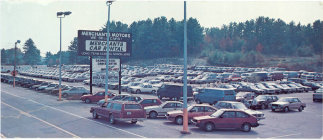 Merchants Motors Founded