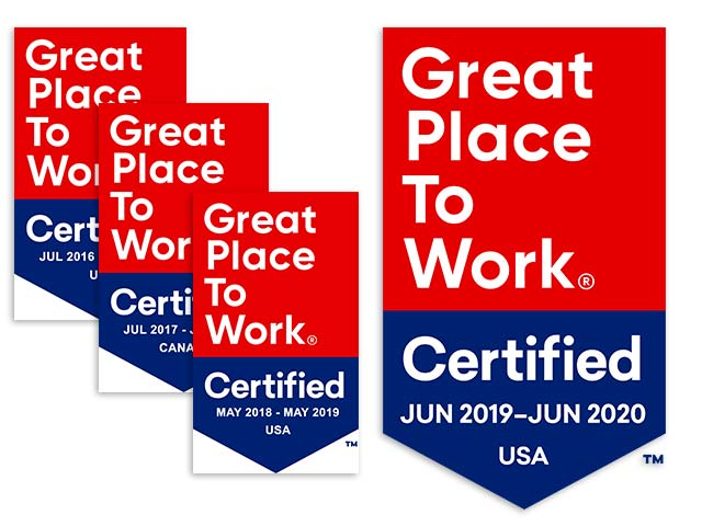 Merchants Fleet Is Great Place to Work Certified