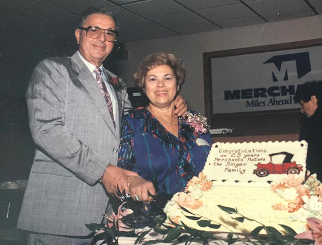 Merchants Celebrates 25 Years