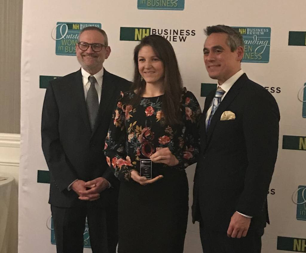 Amanda E Rogers Outstanding Woman in Business Award